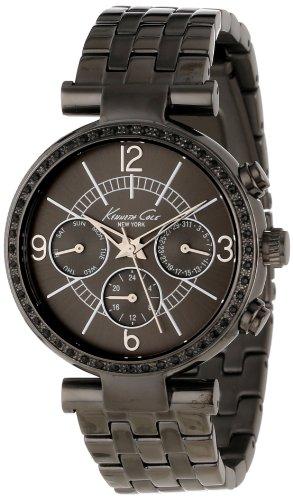 kenneth-cole-ikc4903-reloj-con-correa-de-piel-para-mujer-color-marron-gris