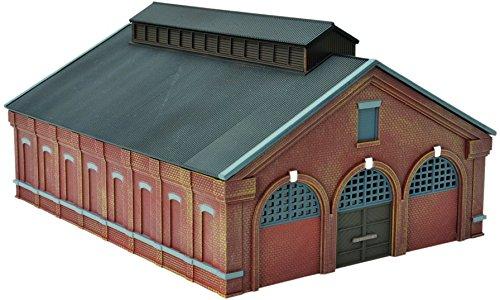 TomyTEC 256298 - Entrepôt modèle ferroviaire Accessoires