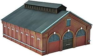 TomyTEC 256298-Almacenamiento Casa Modelo Ferrocarril Accesorios