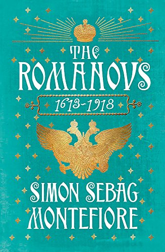 The Romanovs Cover Image