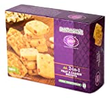 #9: Karachi Bakery Double Delight, 2 in 1, Fruit and Cashew Biscuits, 400g