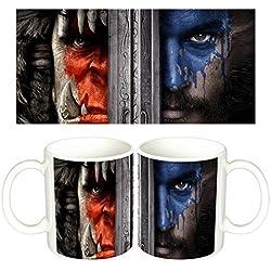 Warcraft El Origen Taza Mug