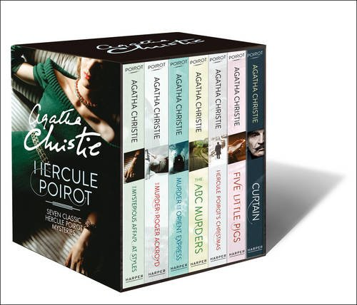 Hercule Poirot: Boxed Set