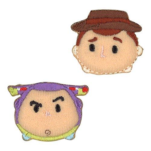 embleme Minoda Disney TSUM TSUM Buzz & Woody D01Y0478