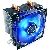 ANTEC C400 CPU Cooler / Heat Sink / LGA 2011,1366 , 775, 1150, 1151, 1155, 1156 / Quad Copper Pipe.