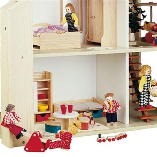 Rülke Holzpuppenhaus 23122 Haus Sonnenschein - 3