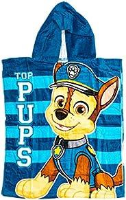 Disney Poncho Toalla Patrulla Canina