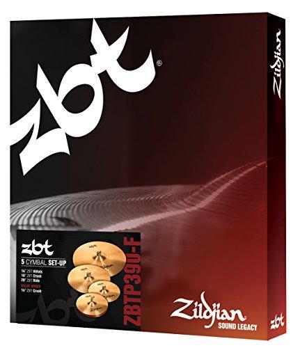 Zildjian ZBTP390-F Piatti