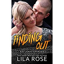 Finding Out (novella) (Hawks MC Club) (English Edition)