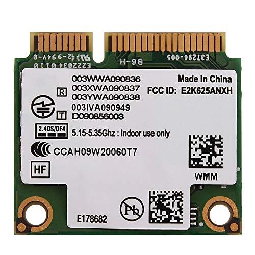 PCI-E-Karte, 2,4G + 5G Dual-Band-Mini-PCI-E-WLAN-Karte für Intel 6250 WiMax für Dell/Asus/Toshiba (Toshiba-laptop-energie-adapter)