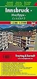Innsbruck 1:5.200 1:12.000: Stadskaart 1:5 000 / 1:12 000