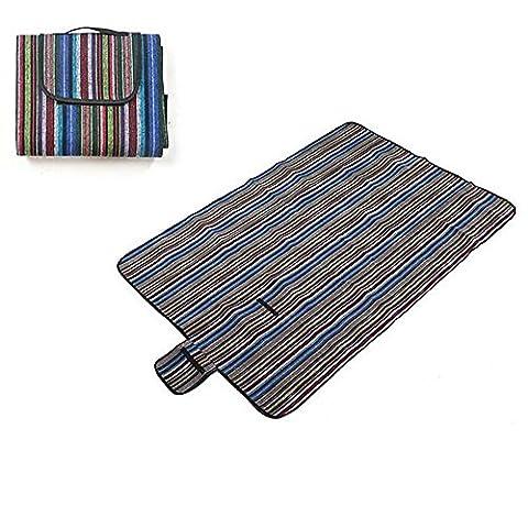GUJJ La preuve de l'humidité en coton polyester imperméable tapis