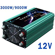 Inversor Onda Pura 3000w 12V a 220V LF Bajo Frecuencia