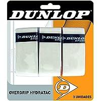 Overgrip Dunlop Hydratac Blanco Pack-3