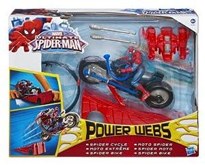 Marvel Spiderman - Spiderman: Spider Moto (Hasbro A1505E24)