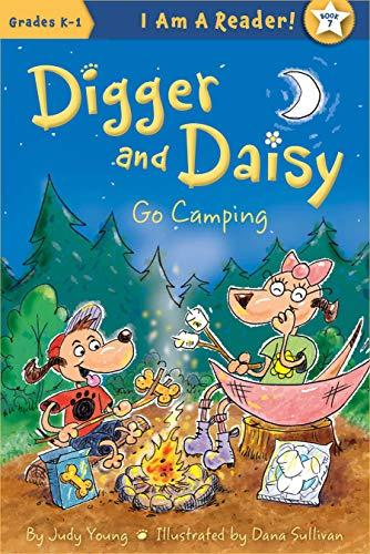 Digger and Daisy Go Camping (I AM A READER: Digger and Daisy) (English Edition)