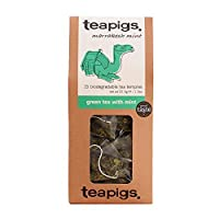 Teapigs Green Tea with Mint 15 Temples