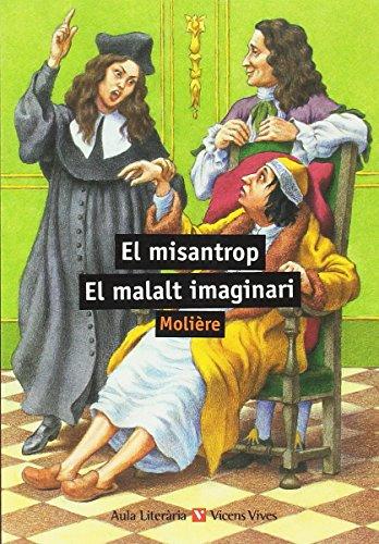 EL MISANTROP. EL MALALT IMAGINARI: 000001 (Aula Literària) - 9788468228556