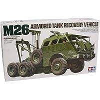 Tamiya 35244 - Maqueta Para Montar Militar Camión Grua de Recuperación de Tanques M26 Escala 1/35