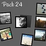Revelado de fotos imán - Imprime tu pack de 24 copias 9x9 cm
