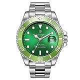 Dynamovolition TEVISE T801 Männer Automatische Mechanische Uhr Mode Leuchtende Armbanduhr Luxus 30 Mt Tägliche Wasserdichte Stahlband Männlichen Sport Uhr