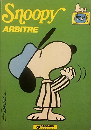 Snoopy arbitre