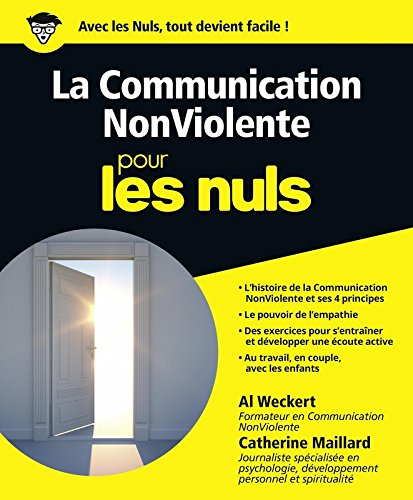 La Communication non violente pour les Nuls grand format