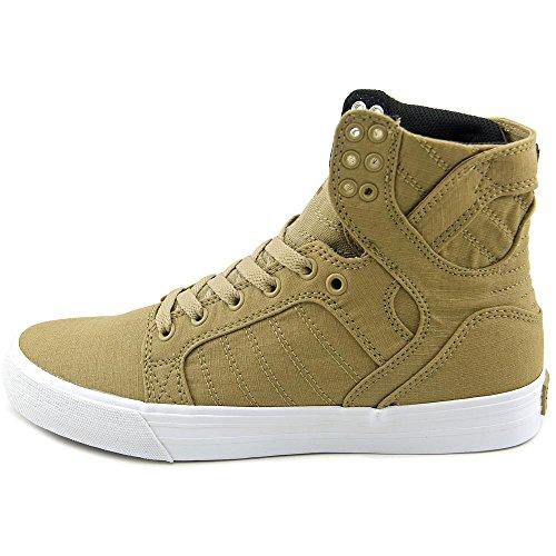Supra Skytop D, Sneakers Hautes mixte adulte Marron