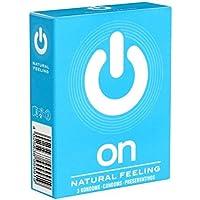 ON Natural Feeling Kondome 3 Stück preisvergleich bei billige-tabletten.eu