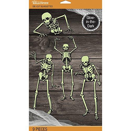Jolee's Boutique 50–40583Jolee 's Skelett Händen Mega Silhouette Pack 50–40583,