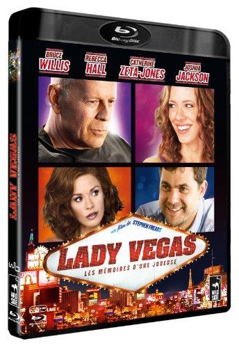 Lady vegas, les mémoires d'une joueuse [Blu-ray] [FR Import]