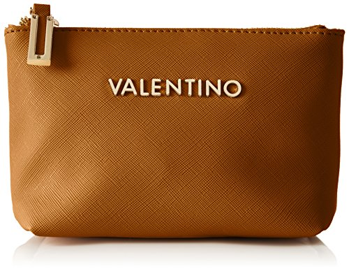 Valentino by Mario Valentino Damen Lily Tornistertasche, Braun (Cuoio), 6x10x17 cm