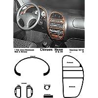 PreWoodec cabina decorativo para Citroen Saxo S 09.1999Â -Â 04.2004Â (exclusiva 3d VehÃculo de