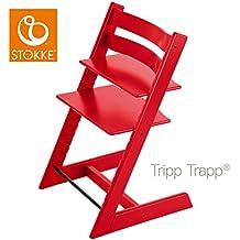 Stokke - Trona evolutiva Tripp Trapp ® rojo