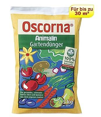 Oscorna Animalin, 2,5 kg von Oscorna bei Du und dein Garten