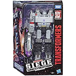 Transformers Generation - Robot Voyager Megatron Tank 20cm - Jouet transformable 2 en 1