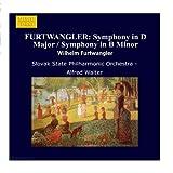 Sinfonien d-Dur, B-Moll/+