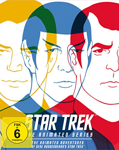 Star Trek - The Animated Series [Blu-ray]