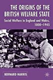 Over the last 200 years Britain has witnessed profound changes in the nature and extent of state welfare. Drawing on the latest historical and social science research The Origins of the British Welfare State looks at the main developments in the hist...