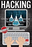 HACKING: Create Your Own Penetration Testing Lab in 1 HR! (Kali Linux Booklet) (English Edition)