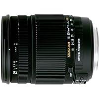Sigma 18-250 mm F3,5-6,3 DC OS HSM Reise-Zoom-Objektiv (72 mm Filtergewinde) für Sigma Objektivbajonett
