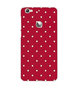 LE ECO LE 1S DOTS PATTERN Back Cover by PRINTSWAG