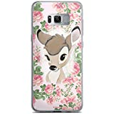 Samsung Galaxy S8 Plus Silikon Hülle Case Schutzhülle Disney Bambi Fan Article Merchandise