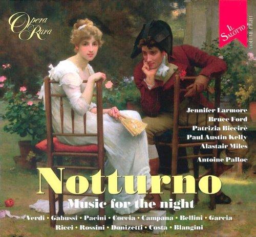 notturno, music for the night - Il Salotto /Vol.8