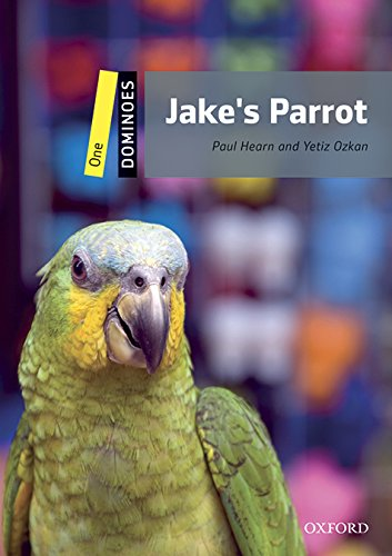 Dominoes 1. Jake's Parrot MP3 Pack por Paul Hearn
