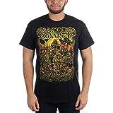 Amon Amarth–Loki Herren T-Shirt in Schwarz