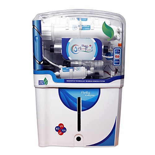 Dhanvi Aquafresh Water Purifier With Ro + Uv+Uf+Tds Controller Technology Purification,15 Litres Per Hour (Af07)  available at amazon for Rs.5600