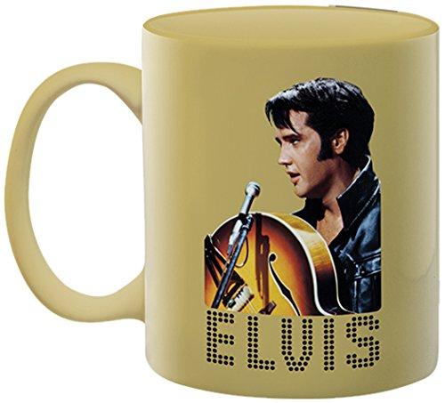 Elvis '68 Keramische Kaffeetasse (nm)