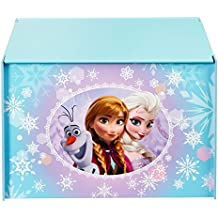 Disney Frozen Juguetero, Madera, Azul, 39.50x59.50x39.50 cm,