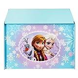 Die Eiskönigin -  Spielzeugkiste für Kinder – Aufbewahrungsbox für das Kinderzimmer